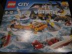Lego City, 60167 Kwatera straży przybrzeżnej, 60172 Pościg górską drogą, klocki Lego City, 60167 Kwatera straży przybrzeżnej, 60172 Pościg górską drogą, klocki
