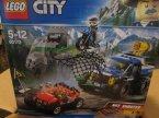 Lego City, 60167 Kwatera straży przybrzeżnej, 60172 Pościg górską drogą, klocki