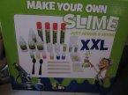 Zestaw naukowy, kreatywny, Zrób swój własny szlam, Make Your Own Slime, zestawy kreatywne, naukowe