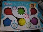 Teksturowane kulki do zabawy dla dzieci, maluszków, Bam Bam