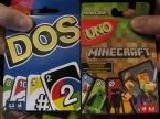 Uno, Karty DOS i Minecraft Uno, Karty DOS i Minecraft