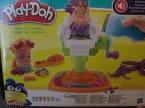 Ciastolina Play-Doh Fryzjer, PlayDoh zakład fryzjerski