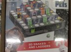 Gra 3D Snakes and Ladders Pets, Gry
