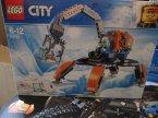 Lego City, 60192 Arktyczny łazik lodowy, klocki
