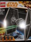 Lego Star Wars, 75211 Imperialny myśliwiec TIE, klocki StarWars