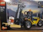 Lego Technic, 42079 Wózek widłowy, klocki