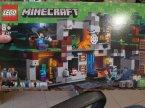 Lego Minecraft, 21147 Przygody na skale macierzystej, klocki Lego Minecraft, 21147 Przygody na skale macierzystej, klocki