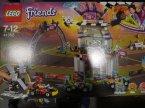 Lego Friends, 41352 Dzień wielkiego wyścigu, klocki Lego Friends, 41352 Dzień wielkiego wyścigu, klocki