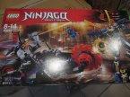 Lego Ninjago, 70642 Killow kontra Samuraj X, klocki Lego Ninjago, 70642 Killow kontra Samuraj X, klocki