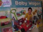 Baby Wagon, zabawka dla dziecka, wagonik z zabawkami