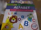 Alfabet, Moja pierwsza magnetyczna książka, książki edukacyjne dla dzieci, książeczka edukacyjn... Alfabet, Moja pierwsza magnetyczna książka, książki edukacyjne dla dzieci, książeczka edukacyjna