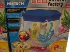 Cristal Factory, Fabryka kryształów LED, zestaw edukacyjny, naukowy, kreatywny, zestawy edukacje, naukowe, kreatywne