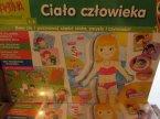 Zabawki i Gdy Edukacyjne, Gra edukacyjna Ciało Człowieka Zabawki i Gdy Edukacyjne, Gra edukacyjna Ciało Człowieka