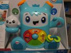 Interaktywny przyjaciel Rockit, zabawka, zabawki interaktywne