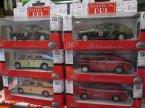 Kolekcja PRL, Samochody, Samochód, Autobusy, Autobus, zabawki