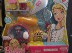 Barbie Party Set, Zestaw imprezowy Barbie, kucharka, przygotuj własną imprezę, lalka, lalki