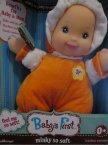 Babys First, Bobas, lalka, lalki, bobasy, So soft & cuddly, Tak miękko i przytulnie