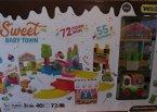 Wader, Sweet Baby Town, Słodkie miasteczko bobasa, samochody zabawki, tory samochodowe