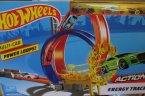 Hot Wheels, Action Energy Track, Tory samochodowe, Tor samochodowy, wyścigi, wyścigowy, samochodziki do ścigania