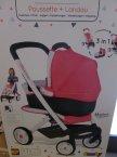 Wózek dla lalek, Wózki, Pausette + landau i inne