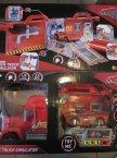 Cars, Autka 3, Maniek i Zygzak, Ciężarówka symulator