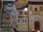 My New-Home, Villa Series of Toys, Domek dla lalek, domki dla lalki