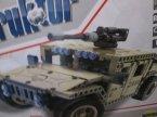 Konstruktor, Zbuduj zdalnie sterowane pojazdy wojskowe, zabawka kreatywna, kreatywne zabawki zdalnie sterowane