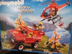 Playmobil, 9518 Straż pożarna Playmobil, 9518 Straż pożarna