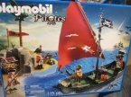Playmobil 5646, 9522, Piraci, Statek piracki