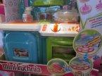 Mini Kuchnia, zestaw zabawkowy dla dzieci, Kuchnie