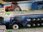 Traktor z maszyna rolniczą, traktory, maszyny rolnicze Traktor z maszyna rolniczą, traktory, maszyny rolnicze