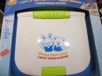 Laptop Polsko-Angielski dla dzieci, edukacyjny, zabawkowy, laptopy edukacyjne