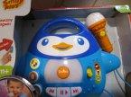 Smily Play, Dyktafon pingwin z mikrofonem