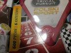 Gra Trivial Pursuit Polski Sport, 600 pytań, Gry edukacyjne
