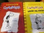 Książka Dziennik Cwaniaczka, Książki