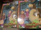 Masza i Niedźwiedź, Masha Set, lalka, lalki