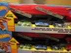Hot Wheels, Samochodziki, Samochód, HotWheels, zestaw samochodzików