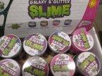Slime Neon, Świecące glutki, dodaj wodę i wstrząśnij, i inne glutki do zabawy