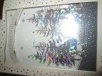 Kartki świąteczne i laurki przestrzenne, kartka świąteczna, laurka przestrzenna na święta Boże Narodzenie