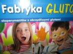 Fabryka Glutów, Eksperymenty z obrzydliwymi glutami, zestaw zabawowy