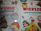Wiersze Logopedyczne, książka, książki