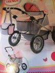 Trendy, Wózek dla lalek, Wózki