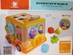 Discovery Mój Pierwszy Szkolny Autobus, Zabawka edukacyjna, Zabawki edukacyjne