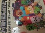 Minecraft Album przetrwania z naklejkami, Albumy