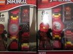 Lego Ninjago, 8020899 Zegarek Kai Lego Ninjago, 8020899 Zegarek Kai