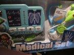 Medical Set, Zestaw lekarski, do zabawy w lekarza, szpital, pielęgniarkę, Zestawy lekarskie, zabawka, zabawki