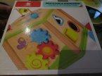 Kostka zabawkowa, edukacyjna dla dzieci, kostki edukacyjne