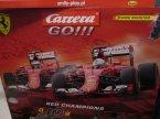 Carrera GO!!! Samochody wyścigowe, tor, tory samochodowe