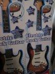 Rockowa gitara elektryczna, gitary, instrument muzyczny, instrumenty muzyczne