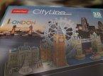 Puzzle 3D, Londyn, Casa Battlo i inne Puzzle 3D, Londyn, Casa Battlo i inne